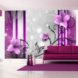 Fotótapéta Violet buds