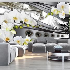 Fotótapéta Orchids & jewelry