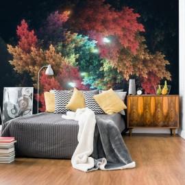 Fotótapéta Colourful Forest