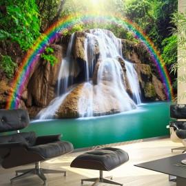 Fotótapéta Waterfall of Fulfilled Wishes