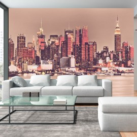 Fotótapéta NY Midtown Manhattan Skyline