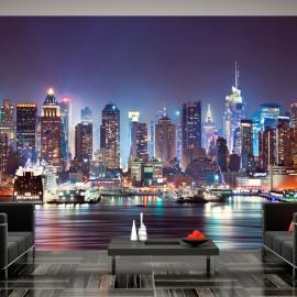 Fotótapéta Night in New York City