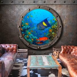Fotótapéta Submarine Window