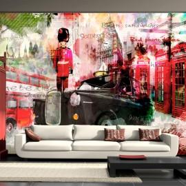 Fotótapéta Streets of London
