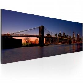 Kép Brooklyn Bridge panorama