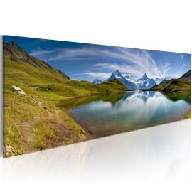 Kép Mountain lake