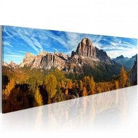 Kép mountain, landscape panorama