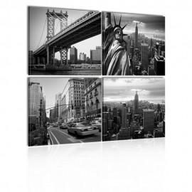 Kép Stylish New York