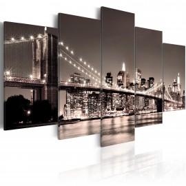 Kép Manhattan Brooklyn Bridge II