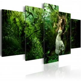 Kép Lost in greenery