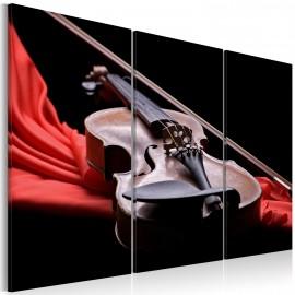 Kép The sound of the violin