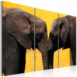 Kép Elephant kiss