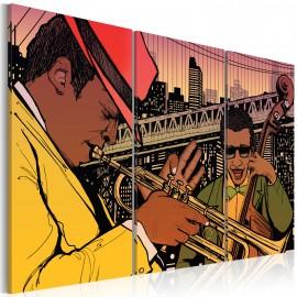 Kép NYC, the capital of jazz