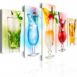Kép Rainbow drinks